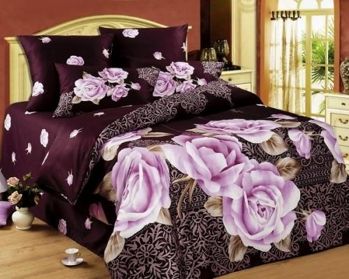 Покрывало для кровати: сочетание цветов