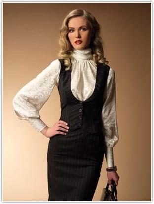Классический стиль в гардеробе женщины