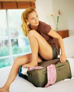 Эволюция сумок и чемоданов