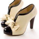 Выбор обуви для полной женщины