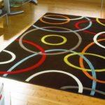 Использование ковров в дизайне домашнего интерьера