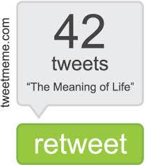 Как установить кнопку retweet на свой блог