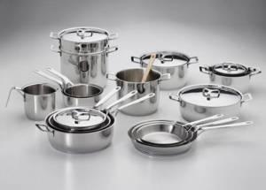 Как выбрать кухонную посуду?