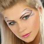 Особенности подиумного макияжа