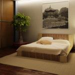 Современные веяния в оформлении квартиры – японский стиль