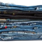 Уход за одеждой из джинсовой ткани
