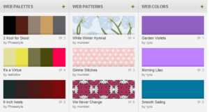 Сервисы для подбора цветовой палитры сайта
