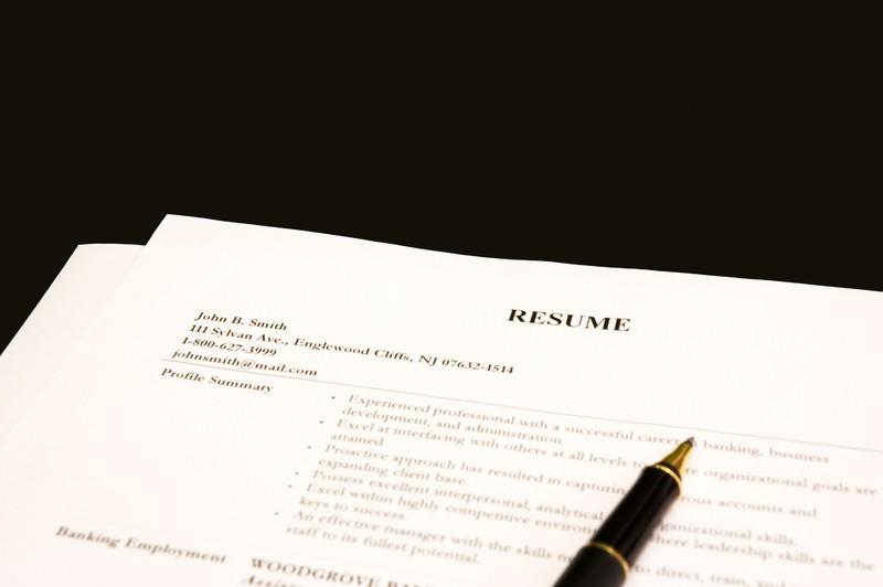 Как правильно написать резюме