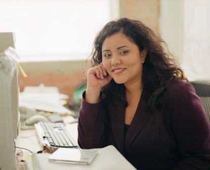 Женщина на работе. Как добиться успеха и уважения.