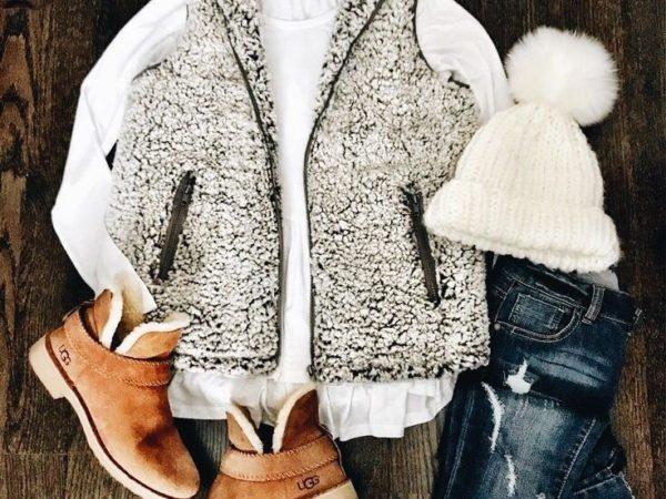 Мода 2019/2020: готовность к зиме №1