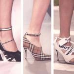 Модная обувь весна лето 2019