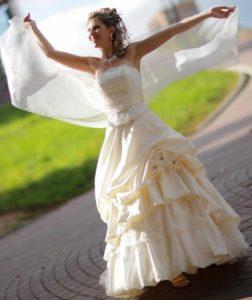 Свадебное платье — это целый мир…