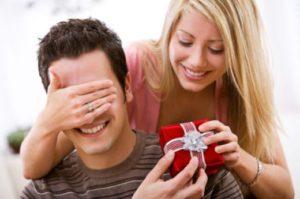 Какой выбрать подарок для мужчины?