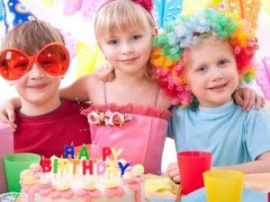 Проведение детского дня рождения на высшем уровне