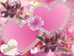 Валентинка Любимому на день влюбленных