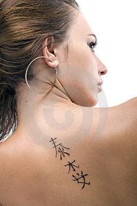 Временная татуировка – модно, стильно, изысканно