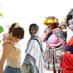 Международный женский день в разных странах