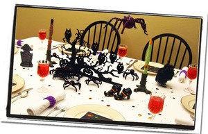 Как устроить вечеринку на Хэллоуин дома для детей