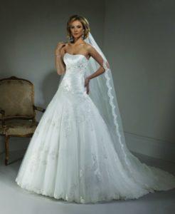 Какое свадебное платье подходит именно вам?