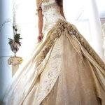 Мечта детства — пышное свадебное платье