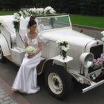 Модные тенденции при выборе машин для свадебного кортежа