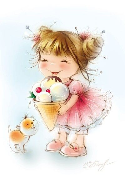 Вкусняшки ( мороженое )