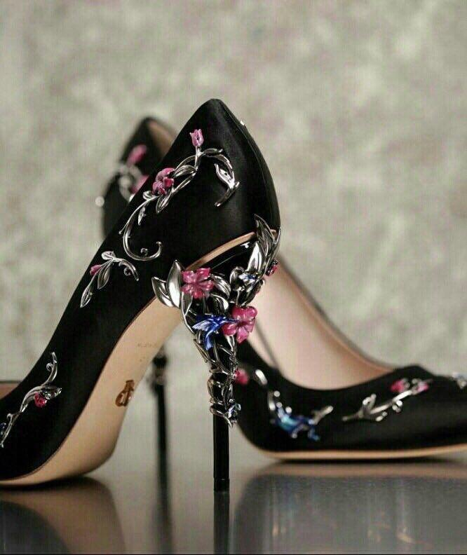 Красивые туфли