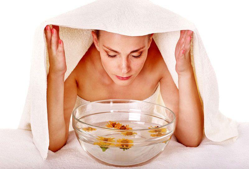 Паровые бани для лица. Как правильно применять?