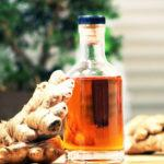 Имбирный ликер — универсальный напиток, который исцеляет от многих болезней!