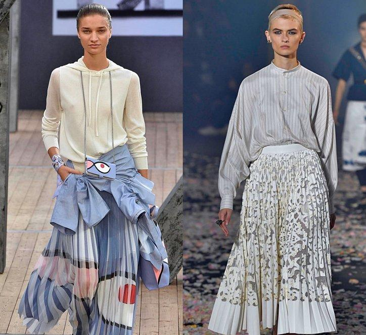 Skirts 2019: dazzling trends, styles and gorgeous options for fashionistas