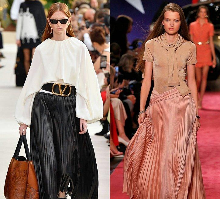 Skirts 2020: dazzling trends, styles and gorgeous options for fashionistas