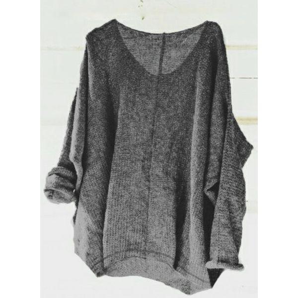 Вязаный свитер 180780