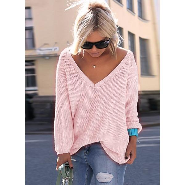 Вязаный свитер 42202