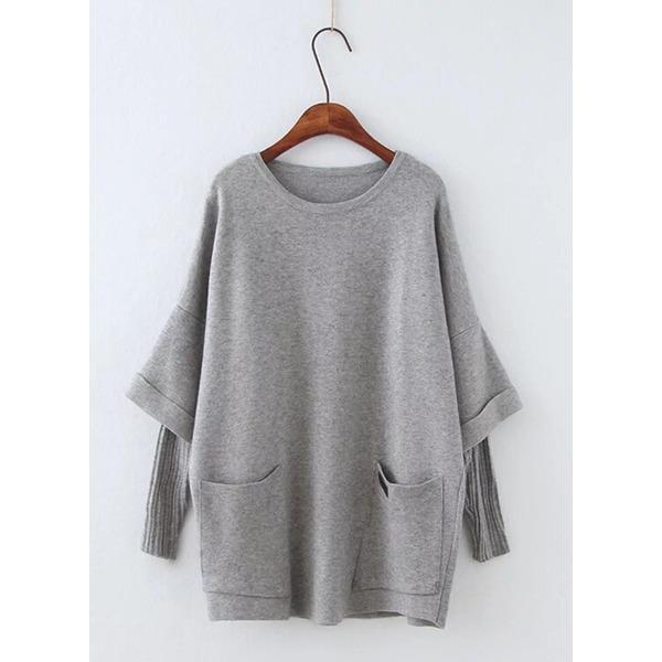 Вязаный свитер 522927