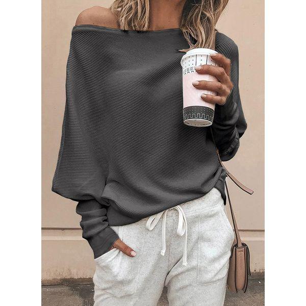 Вязаный свитер 892971