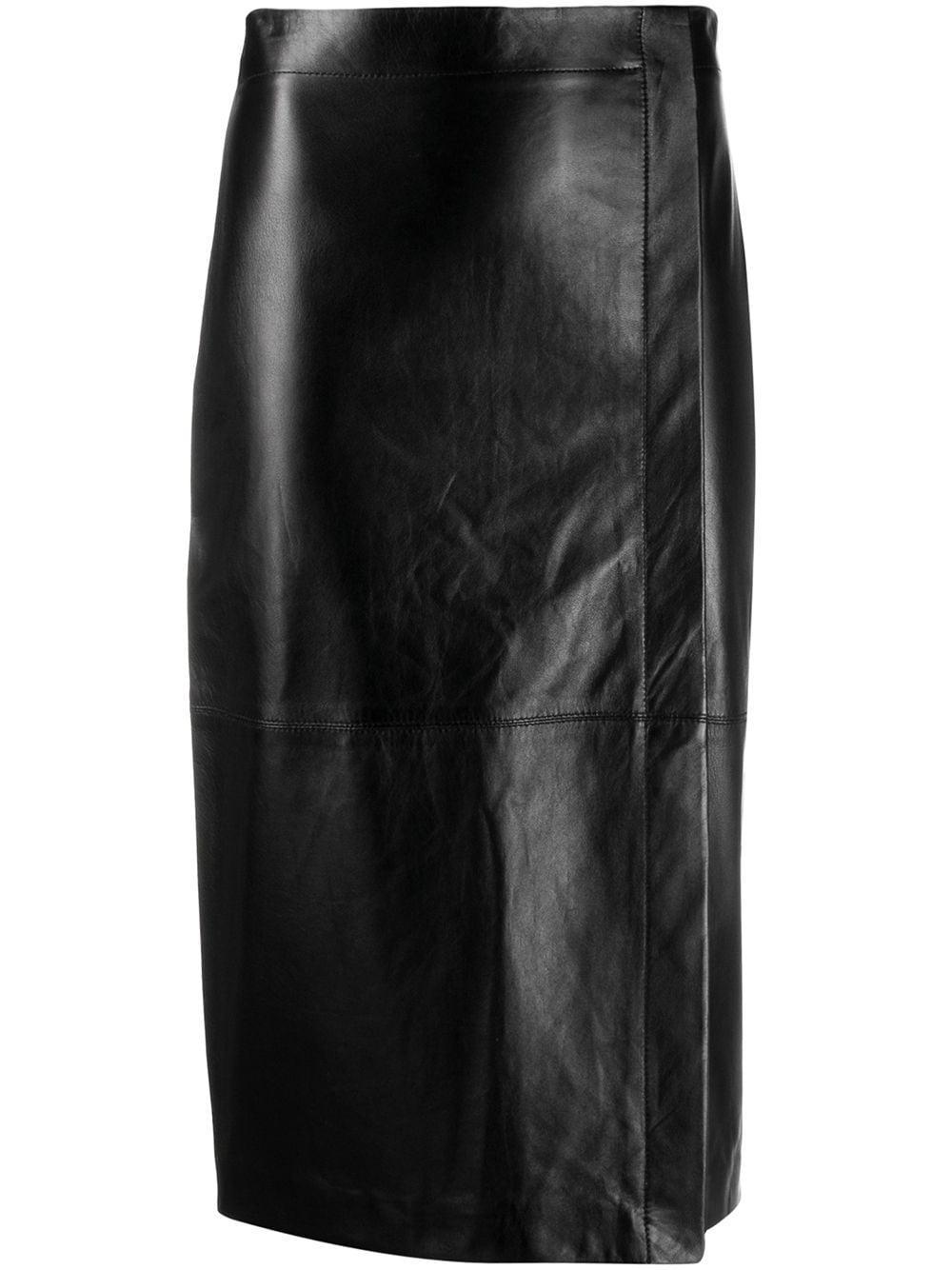 Antonelli юбка-карандаш с боковым разрезом