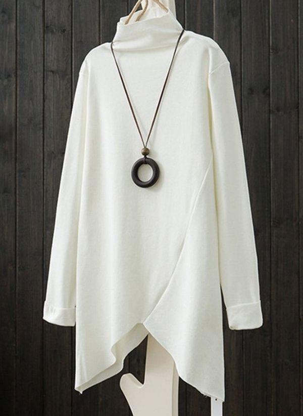 Белая блузка 1379702