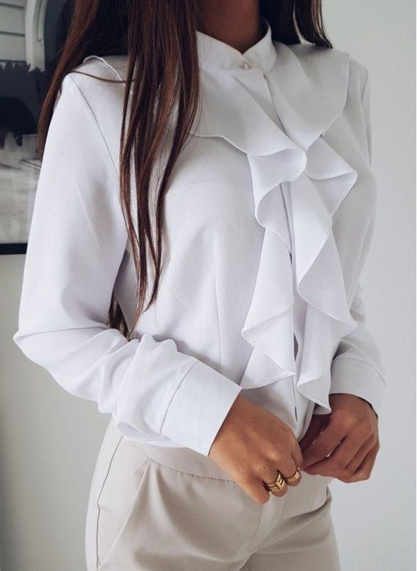 Белая блузка 1386281