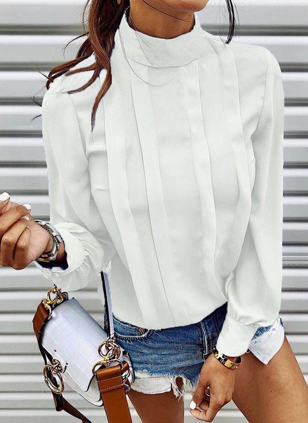Белая блузка 1388187