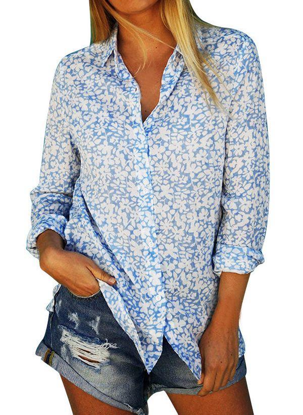 Белая блузка 1396722