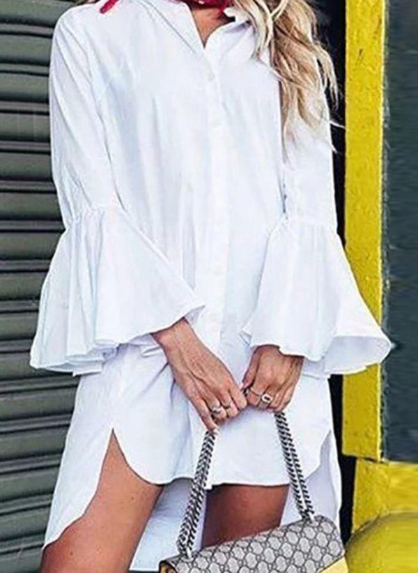 Белая блузка 1401968