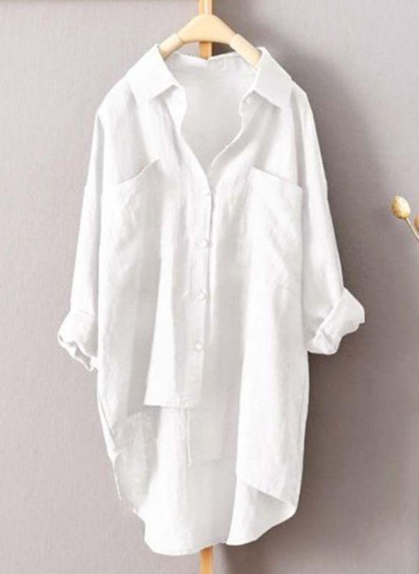 Белая блузка 1403520