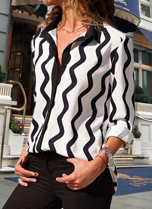 Белая блузка 1403993