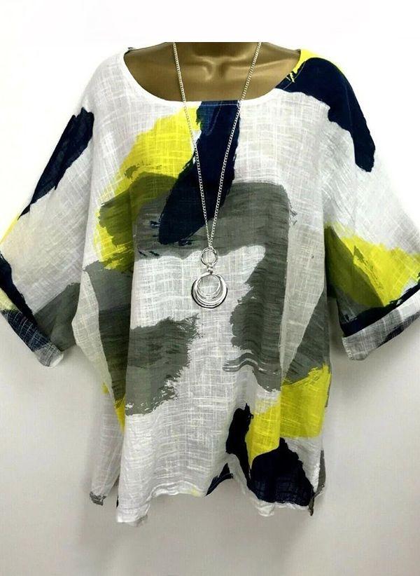 Белая блузка 1404001