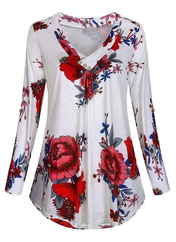 Белая блузка 1404002