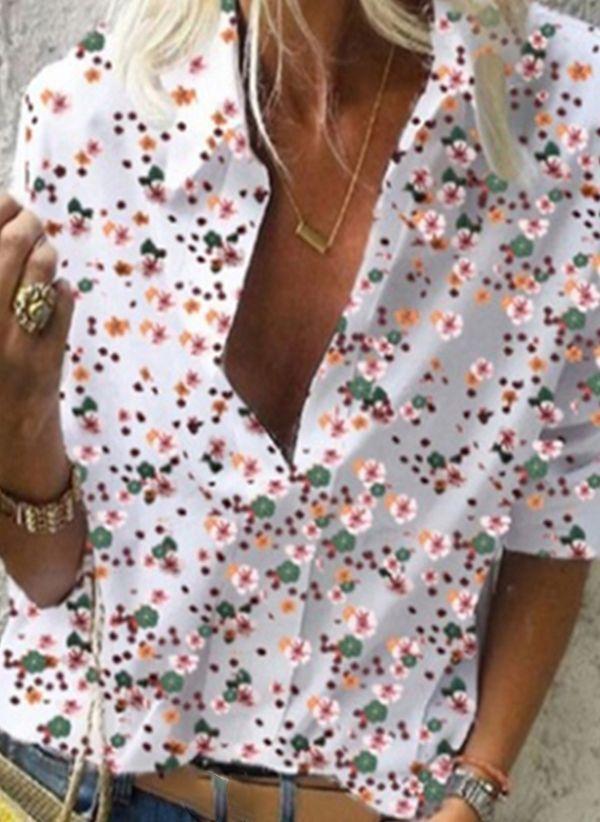 Белая блузка 1405913