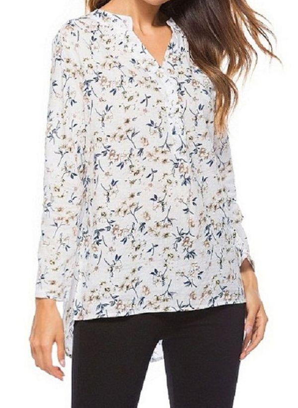 Белая блузка 1406455
