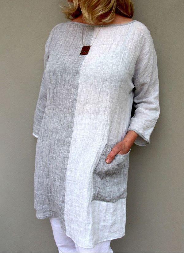 Белая блузка 1407307