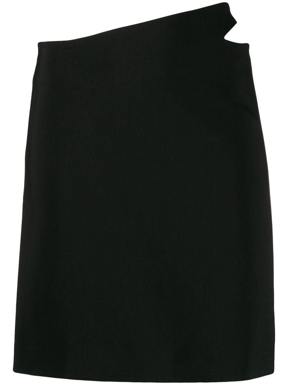Coperni короткая юбка-карандаш