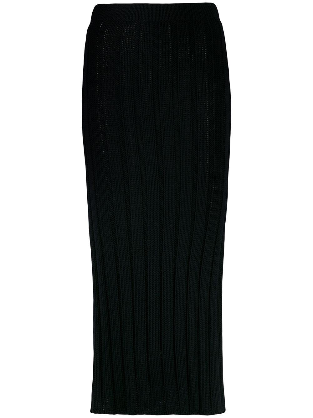 Esteban Cortazar трикотажная юбка-карандаш длины миди